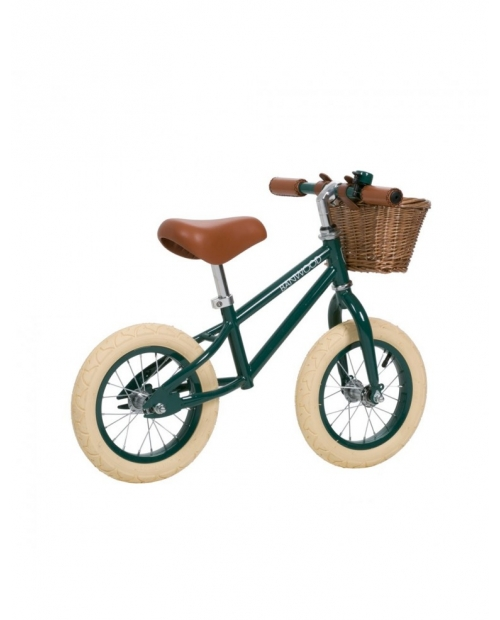 Balansinis dviratis FIRST GO! -RED