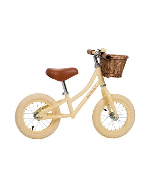 Balansinis dviratis FIRST GO! - VANILLA