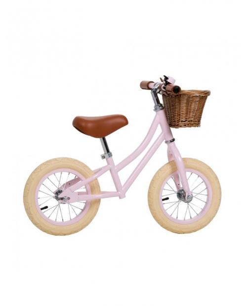 Balansinis dviratis FIRST GO! - PINK