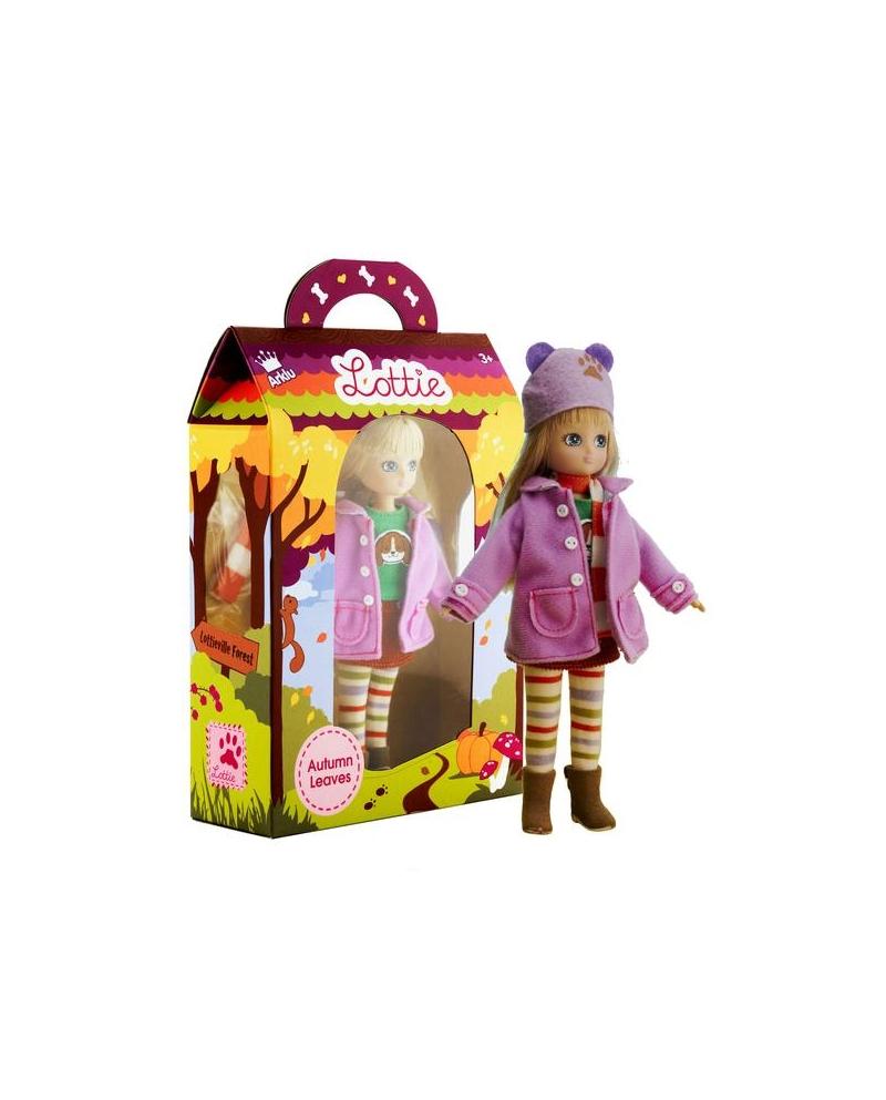 Lottie lėlė - Rudenėlis