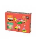 Plus Plus konstruktorius Mini Neoninės 220 3in1