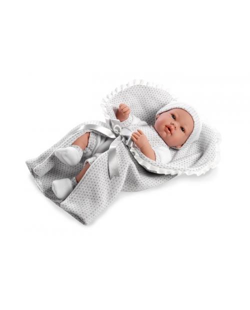 Kūdikėlis sidabriniame vokelyje, 42 cm