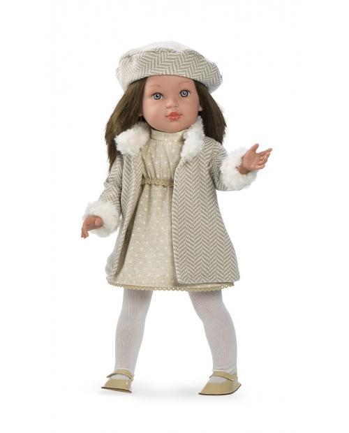 Lėlytė Karla, rudaplaukė, 49 cm