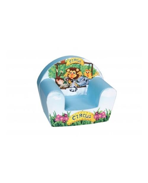 """Minkštas foteliukas - """"Cirkas"""""""