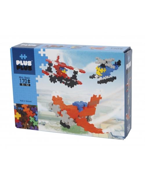 Plus Plus konstruktorius, Lėktuvai, Mini bazinės 170