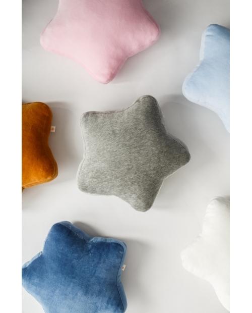 Pagalvėlė žvaigždutė (pilka) Little star cushion grey