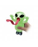 """""""Silly Alien"""" šviečiantis tamsoje ateivis"""