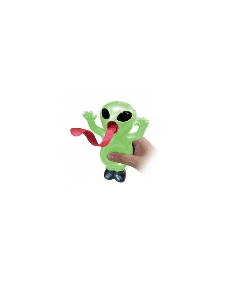 """Interaktyvus žaisliukas """"Silly Alien"""" šviečiantis tamsoje ateivis"""