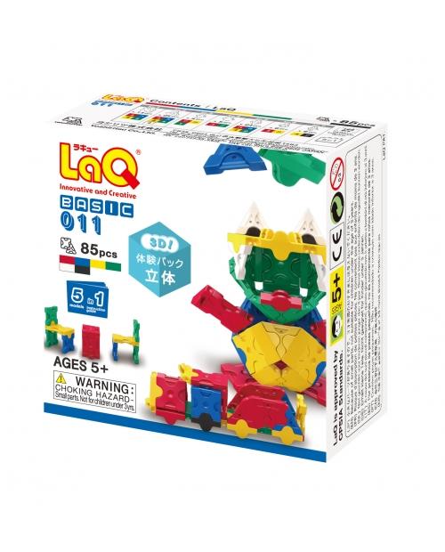 """LaQ """"Basic011"""" konstruktorių rinkinys"""