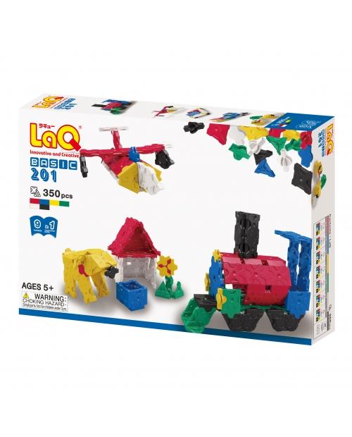 """LaQ """"Basic201"""" konstruktorių rinkinys"""