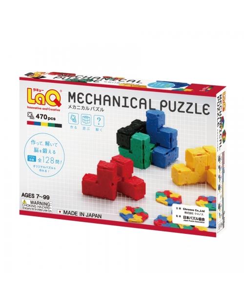 """LaQ """"Mechanical Puzzle"""" konstruktorių rinkinys"""