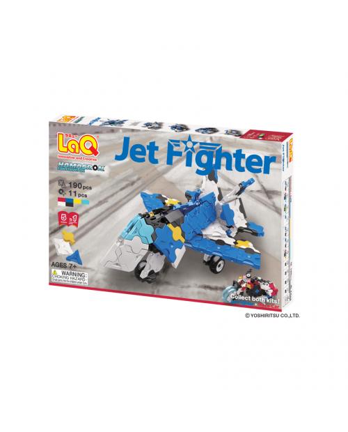 "LaQ ""Hamacron Constructor ""Jet Fighter"" konstruktorių rinkinys"