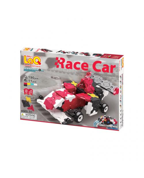 "LaQ ""Hamacron Constructor ""Race Car"" konstruktorių rinkinys"