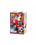 "LaQ Hamacron Constructor ""Mini Fire Truck"" konstruktorius"