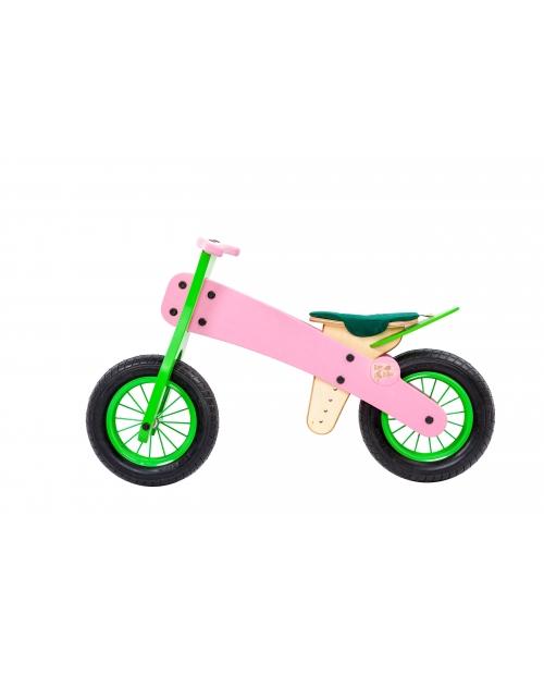 """Balansinis dviratis """"PINK SPRING"""", nuo 3 m."""
