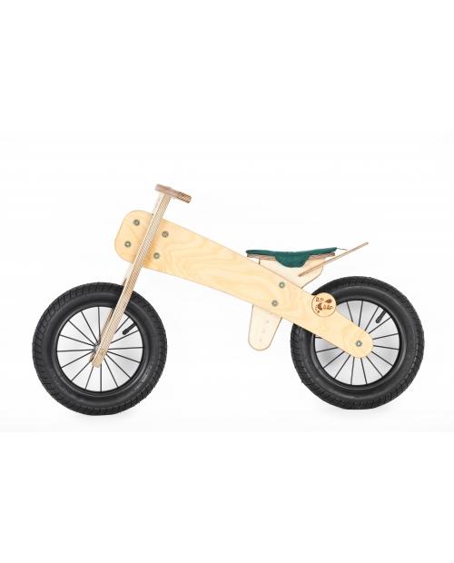 """Balansinis dviratis """"GREEN"""", nuo 3 m."""