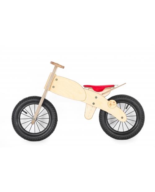"""Balansinis dviratis """"RED"""" MOTOCIKLAS, nuo 3 m."""