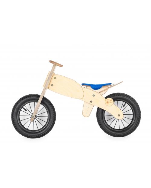 """Balansinis dviratis """"BLUE"""" MOTOCIKLAS, nuo 3 m."""