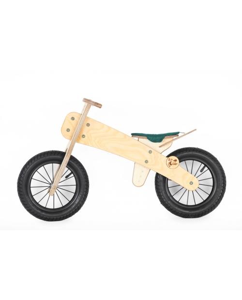 """Balansinis dviratis """"GREEN"""", nuo 2 m."""