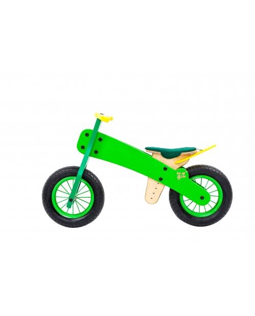 """Balansinis dviratis """"GREEN SPRING"""", nuo 2 m."""