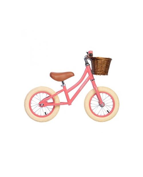 Balansinis dviratis FIRST GO! – CORAL