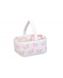 Kūdikio lauknešėlio rinkinys, rožinis 9*1
