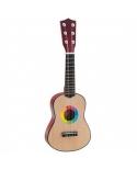 Medinė vaikiška gitara