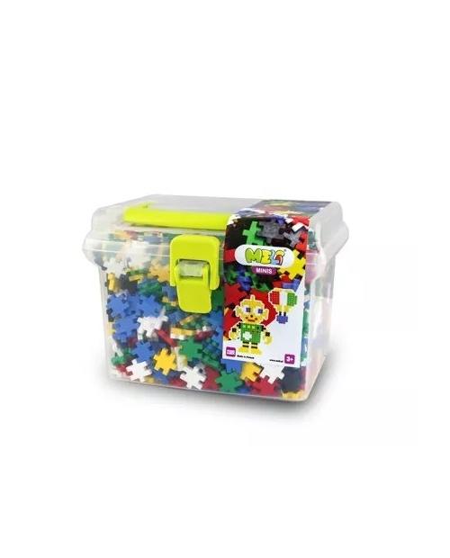 """Meli konstruktorius plastikinėje dėžutėje """"Minis 1100"""""""