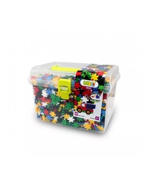 """Meli konstruktorius plastikinėje dėžutėje """"Minis 2500"""""""