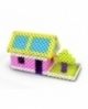 "Meli konstruktorius ""Pink travel box 500"""