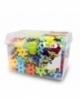 """Meli konstruktorius plastikinėje dėžutėje""""Maxi 230"""""""