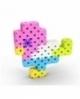 """Meli konstruktorius plastikinėje dėžutėje """"Maxi Pink 110"""""""